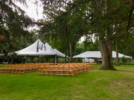 Wedding Rental Tents Oak Brook IL