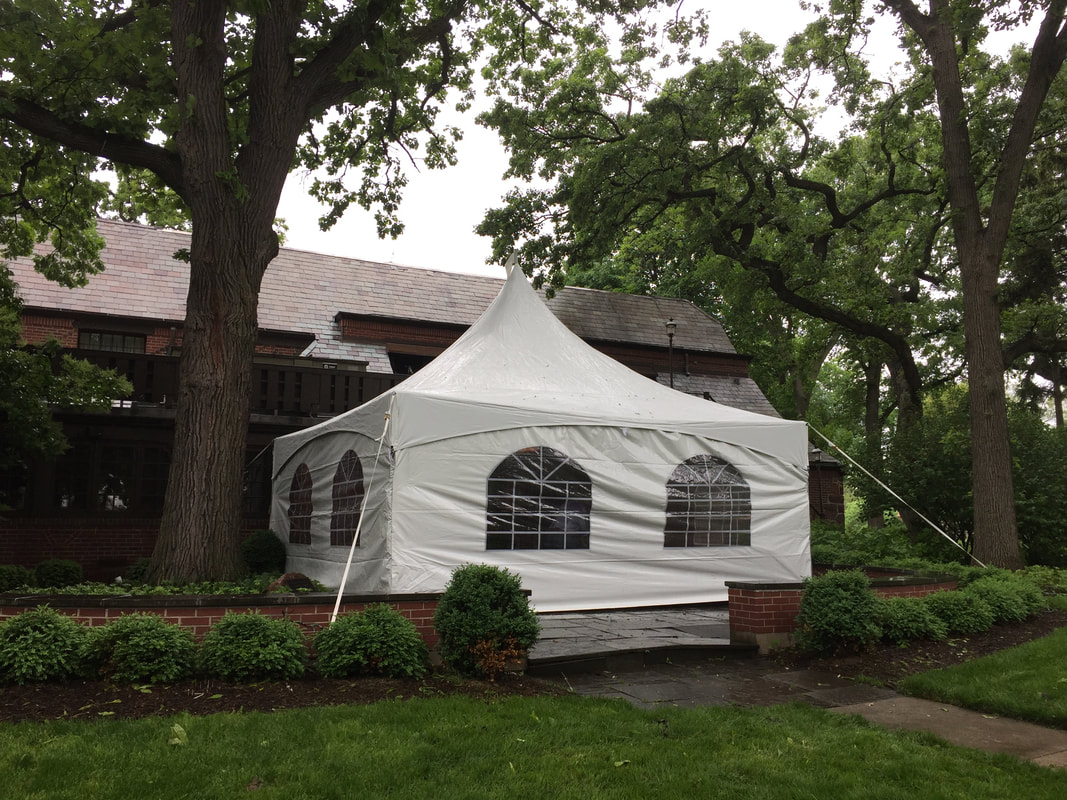 Oak Brook tent rental