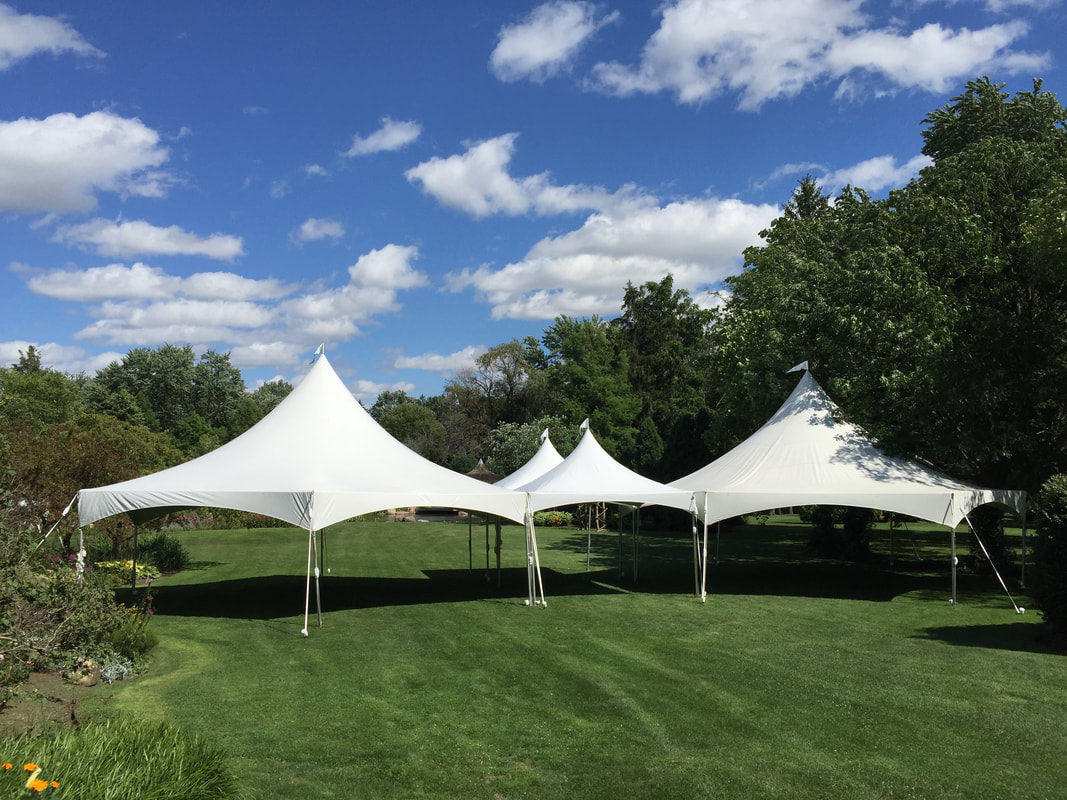 Oak Brook Party Tent Rental